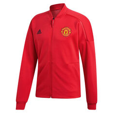 Manchester United FC 2018 / 19 Mens ZNE Jacket, , rebel_hi-res