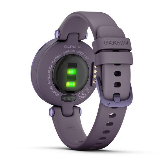 Garmin Lily Sport Smartwatch - Deep Orchid, , rebel_hi-res