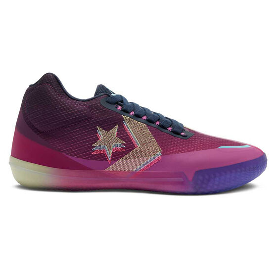 Converse All Star BB Evo Heart of the City Basketball Shoe, Pink, rebel_hi-res