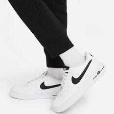 Nike Girls VF NSW Club Fleece Pants, Black, rebel_hi-res