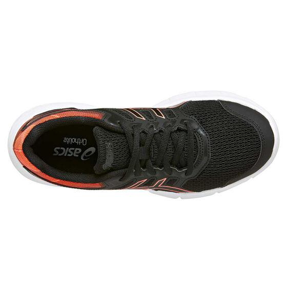 Asics Gel Excite 5 Womens Running Shoes Black US 9.5, Black, rebel_hi-res
