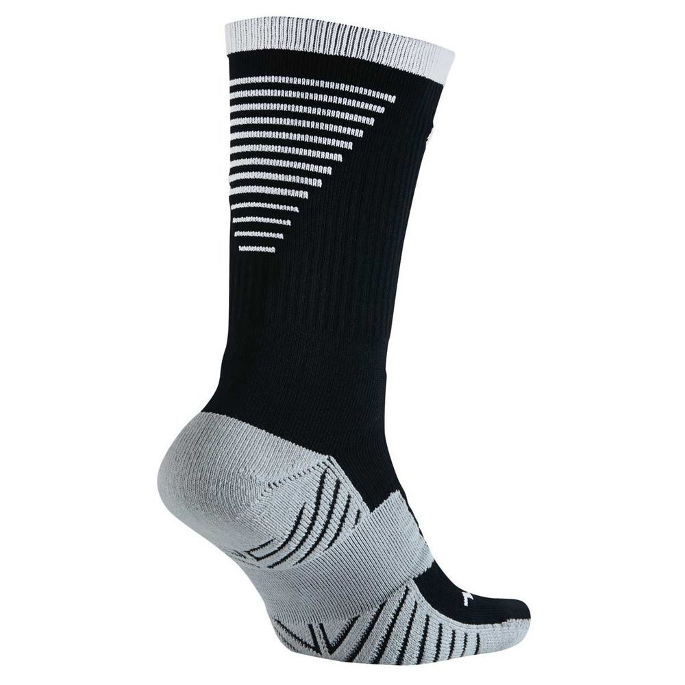 baf4441db9ae Nike Dry Squad Crew Football Socks Black   White S