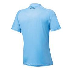 Sydney FC 2018 / 19 Mens Team Polo Shirt Blue S, Blue, rebel_hi-res