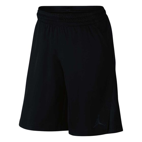 23f7bab2b4909d Nike Mens Jordan Flight Basketball Shorts Black S Adults