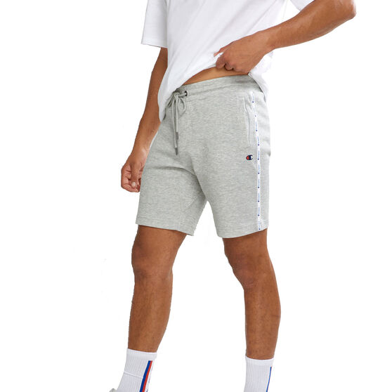 Champion Mens Rochester Tech Shorts, Grey, rebel_hi-res