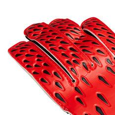 adidas Predator Training Junior Goalkeeping Gloves Red 3, Red, rebel_hi-res