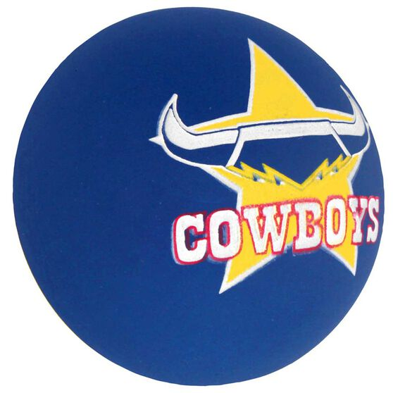 North Queensland Cowboys High Bounce Ball, , rebel_hi-res