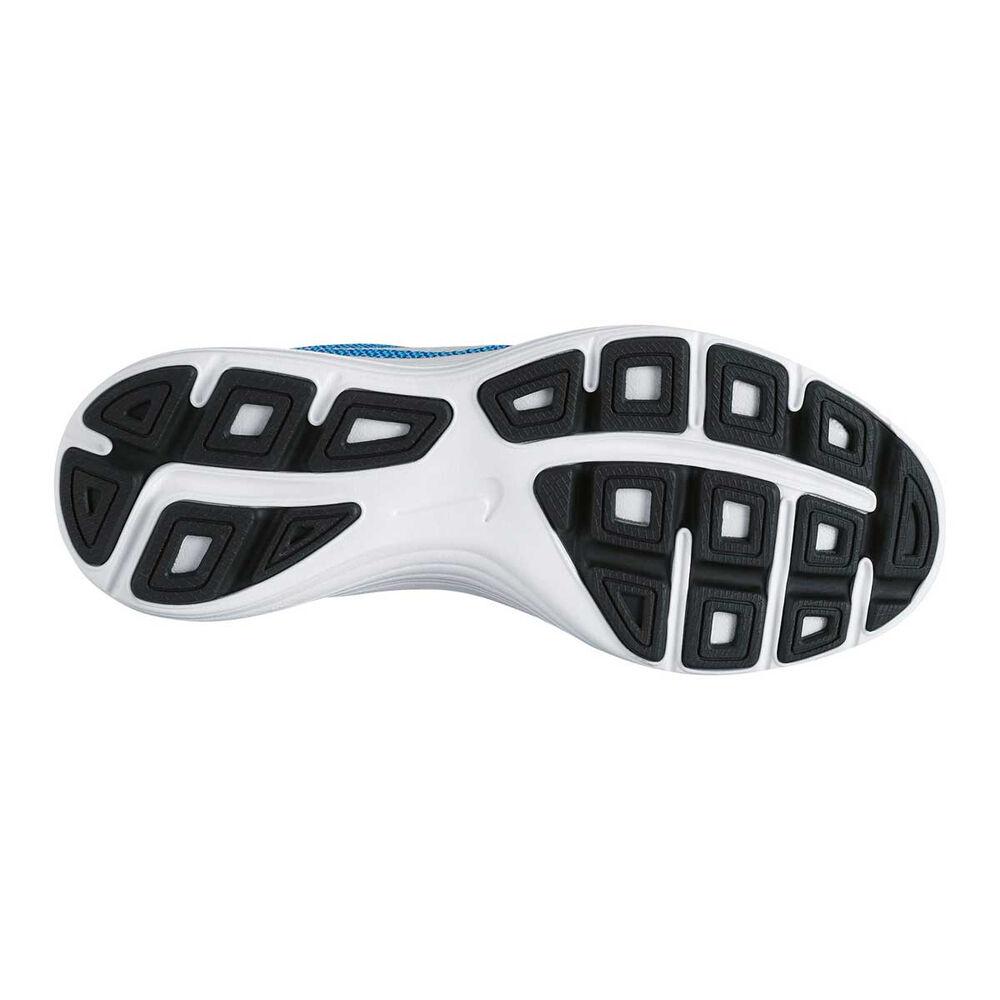 27322cc484c Nike Revolution 3 Boys Running Shoes Blue   White US 5