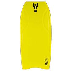 Tahwalhi Pro TX 48in Bodyboard Yellow / Black, , rebel_hi-res