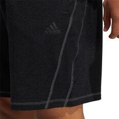 Adidas Mens Urban Global Shorts, Black, rebel_hi-res