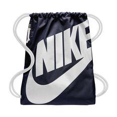 Nike Heritage Gym Sack Obsidian, , rebel_hi-res