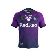 Melbourne Storm 2020 Mens Premiers Jersey Purple S, Purple, rebel_hi-res