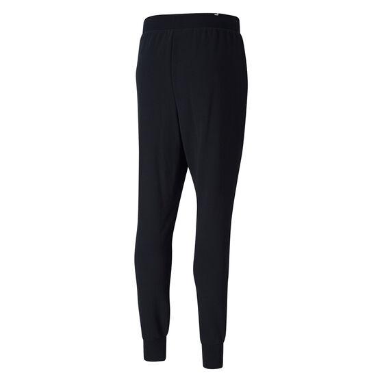 PUMA Mens Rebel Block Advanced Track Pants, Black, rebel_hi-res