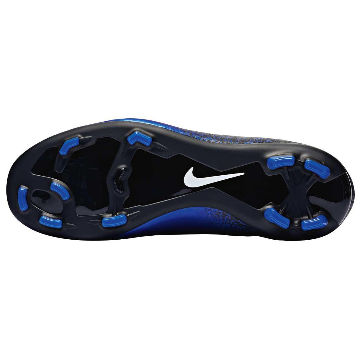 buy popular ea08d 803e5 ... spain nike mercurial victory v cr7 kids football boots blue silver us  10 junior blue 09b71