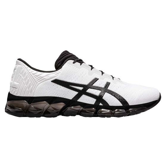 Asics GEL Quantum 360 5 Jacquard Mens Running Shoes White/Black US 11, , rebel_hi-res