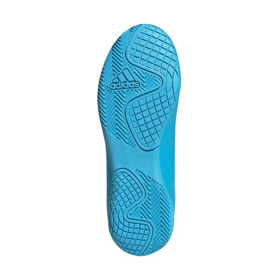 adidas X 19.4 Kids Indoor Soccer Shoes, Blue / Black, rebel_hi-res