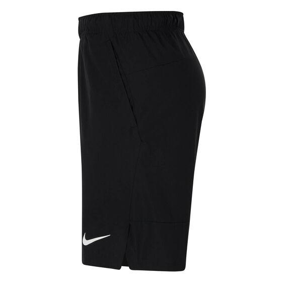 Nike Mens Flex 2 Woven Shorts, Black, rebel_hi-res