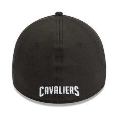 Cleveland Cavaliers 39THIRTY Black White Cap, Black / White, rebel_hi-res