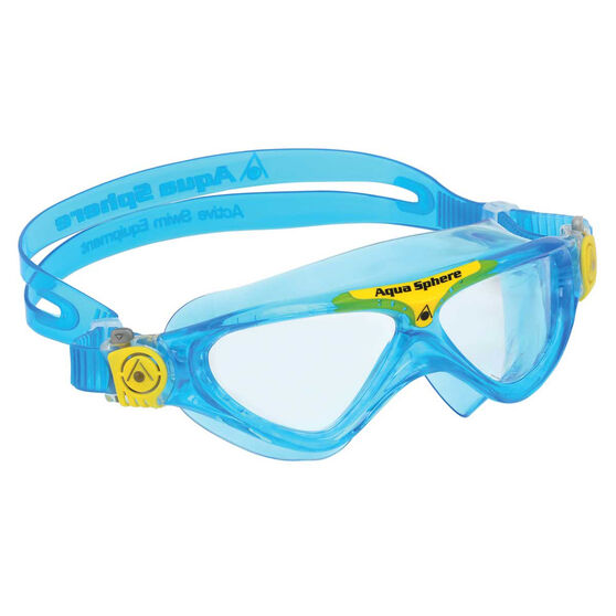 Aqua Sphere Vista Smoke Lens Junior Swimming Goggles, , rebel_hi-res