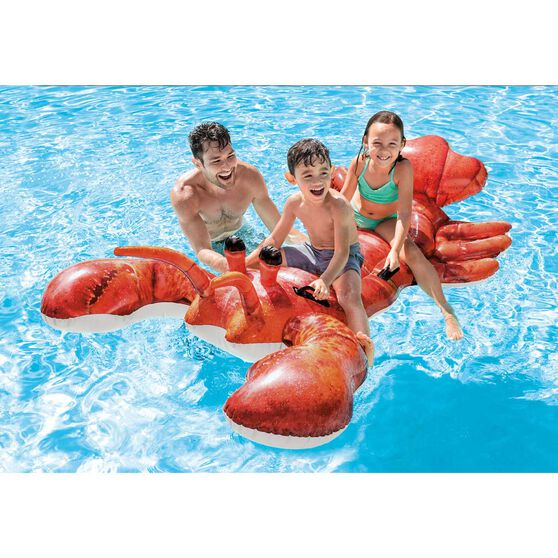 Intex Inflatable Ride on Lobster, , rebel_hi-res