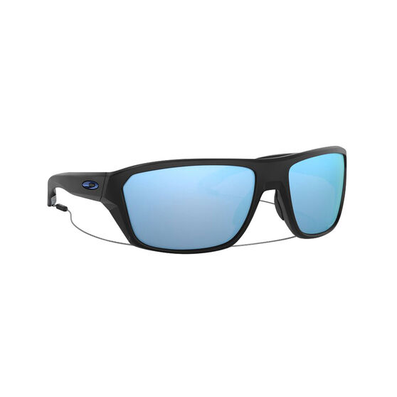 OAKLEY Split Shot Sunglasses - Matte Black with PRIZM Deep H2O Polarized, , rebel_hi-res
