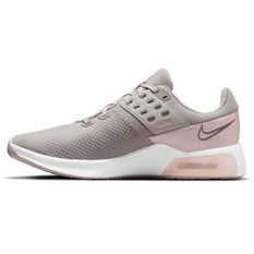 Nike Air Max Bella TR 4 Womens Training Shoes Grey/Pink US 6, Grey/Pink, rebel_hi-res