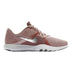 Nike Flex Trainer 8 Premium Womens Training Shoes Purple / White US 6, Purple / White, rebel_hi-res