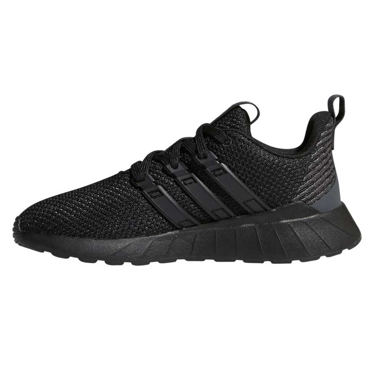 adidas Questar Flow Kids Running Shoes Black US 11