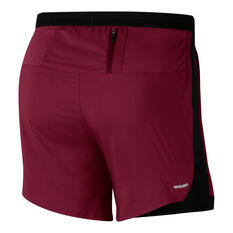 Nike Mens Flex Stride Future Fast 2-in-1 Running Shorts Purple XS, Purple, rebel_hi-res