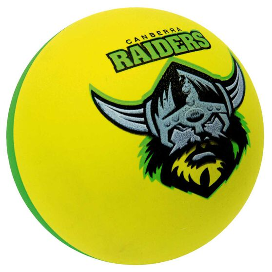 Canberra Raiders High Bounce Ball, , rebel_hi-res