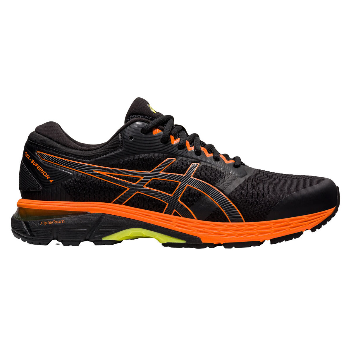 Asics GEL Superion 4 Mens Running Shoes | Parfaire Sport