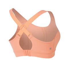 Ell & Voo Womens Trinity Crop Pink XS, Pink, rebel_hi-res