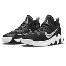 Nike Giannis Immortality Kids Basketball Shoes, Black, rebel_hi-res