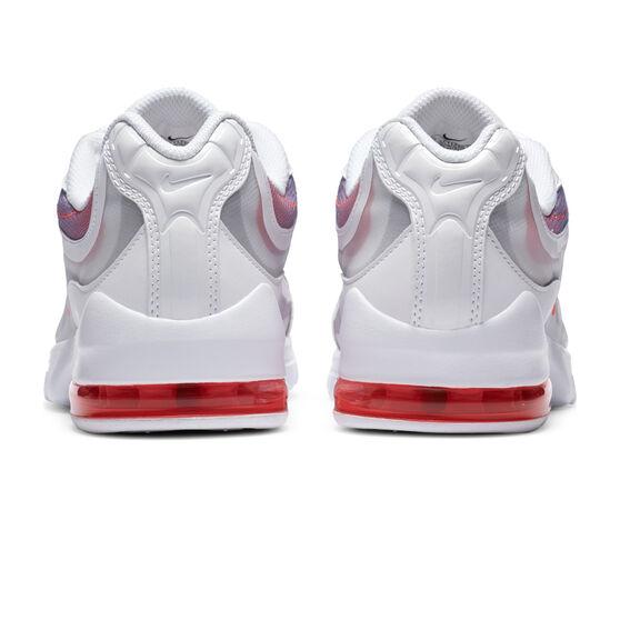 Nike Air Max VG-R Womens Casual Shoes, White/Crimson, rebel_hi-res