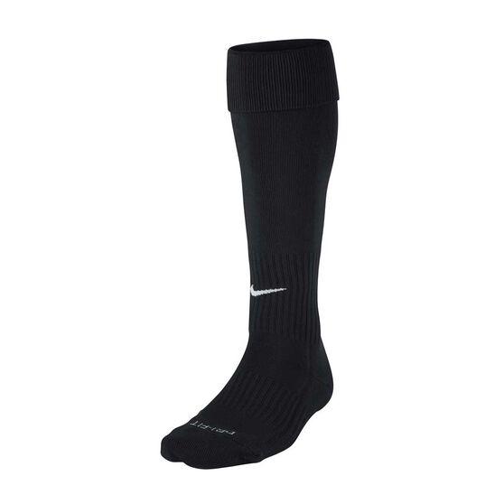 Nike Dri FIT Classic Football Socks, Black, rebel_hi-res