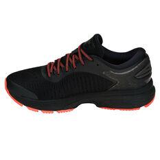 reputable site 7f524 ea246 ... Black Asics GEL Kayano 25 Lite Show Womens Running Shoes Black   Black  US 6, Black