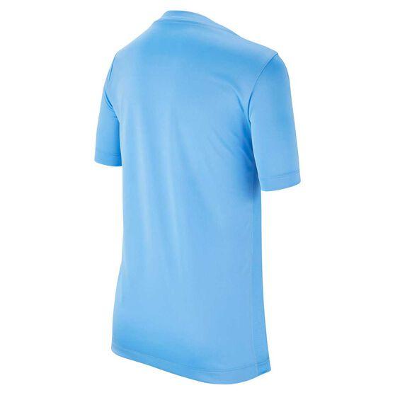 Nike Boys Trophy Graphic Training Tee, Blue / White, rebel_hi-res