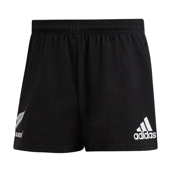 All Blacks Mens Supporter Shorts, Black, rebel_hi-res