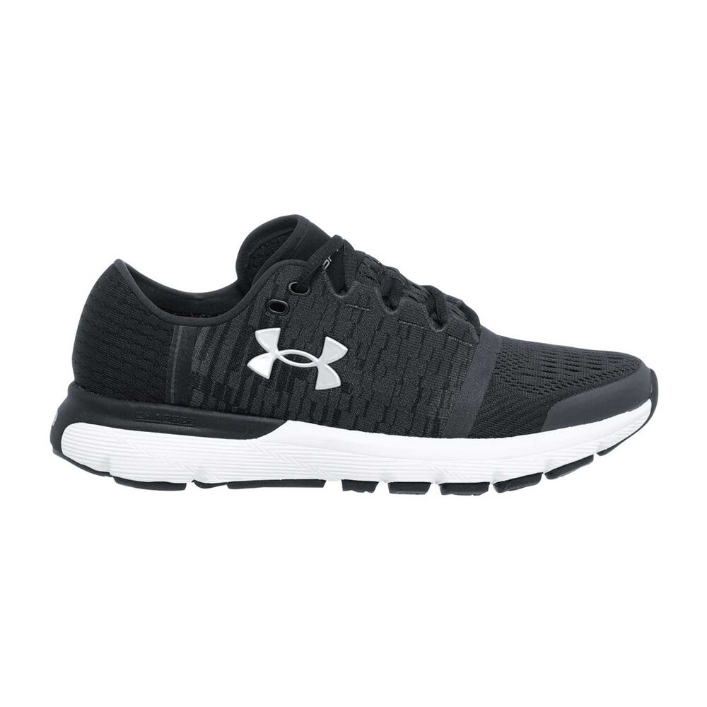 size 40 39ca7 50145 Under Armour SpeedForm Gemini 3 Womens Running Shoes Black / Grey US 9