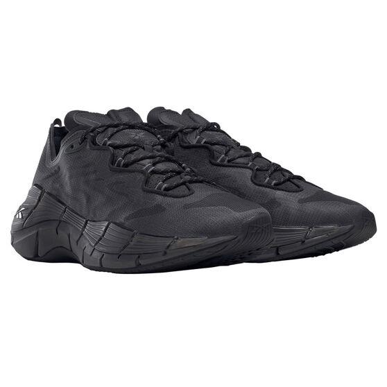 Reebok Zig Kinetica II Mens Casual Shoes, Black, rebel_hi-res