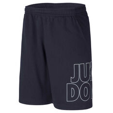 Nike Mens Sportswear Just Do It Shorts Obsidian S, Obsidian, rebel_hi-res