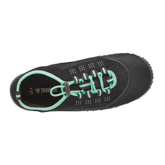 373deb15df89 Tahwalhi Aqua Shoe Black   Aqua US 4