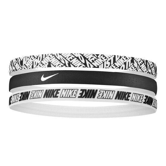 Nike Womens Printed Headbands, , rebel_hi-res