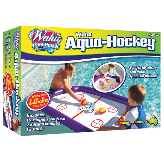 Wahu Pool Party Aqua Hockey, , rebel_hi-res