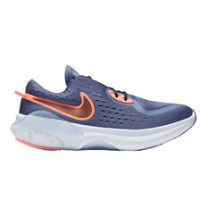 Nike Joyride Dual Run Kids Running Shoes Blue 4, Blue, rebel_hi-res