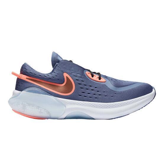 Nike Joyride Dual Run Kids Running Shoes, Blue, rebel_hi-res