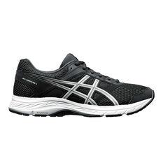 Asics Gel Contend 5 Mens Running Shoes Black US 7, Black, rebel_hi-res