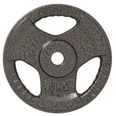 Celsius 5kg Tri Grip Weight Plate, , rebel_hi-res