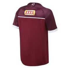 769b6a4a528 ... QLD Maroons State of Origin 2019 Mens Home Jersey Maroon S