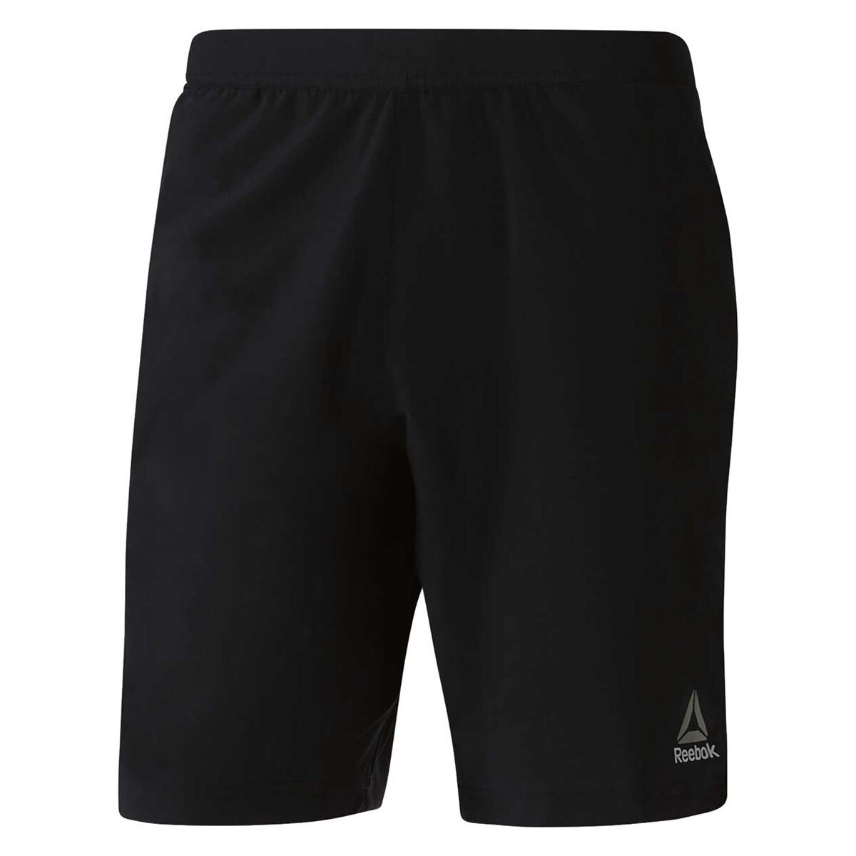 Reebok Mens Speedwick Speed Training Shorts Black M